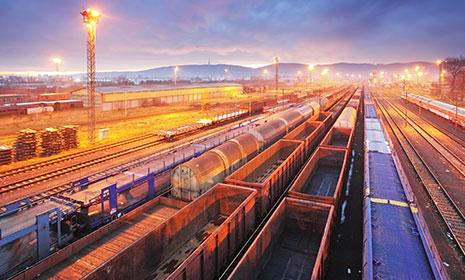 NARS Rail Shippers